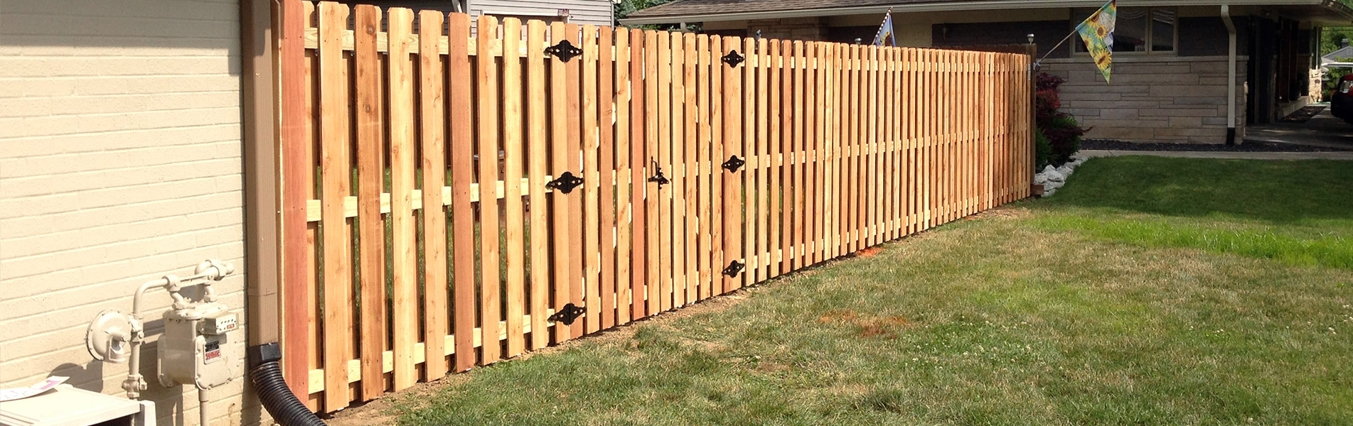 Fencing Contractor In Indianapolis In Fence Installation